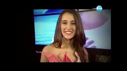 Невероятно изпълнение на Ана Мария в X - Factor 2 | 10.10.13
