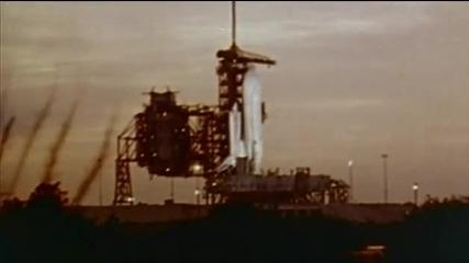 Първият Полет с Космическа Совалка...