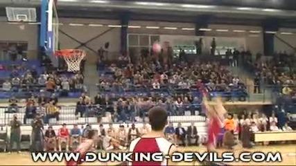 Dunking Devils @ The Croatian Allstar game