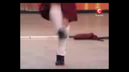 Шотлански танц в україна має талант