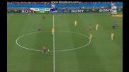 Чили 3:1 Австралия (бг аудио) мондиал 2014