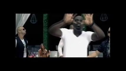 Aventura feat. Wisin Y Yandel & Akon - All Up 2 You ( Високо качество)