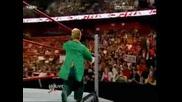 Hornswoggle/mark Henry vs chavo Guerrero match 5