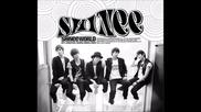 0809 Shinee - The Shinee World[1 Album]edition B-full