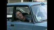 Скрита Камера - Обратен Таксиджия