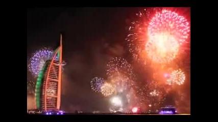 Невероятно Новогодишно Шоу ?! Нова Година В Дубай