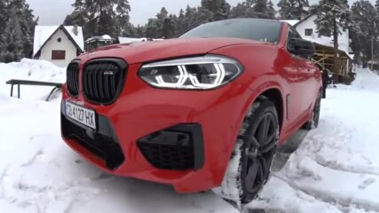 Тест на BMW X4M Competition и X7 - Auto Fest S03EP08