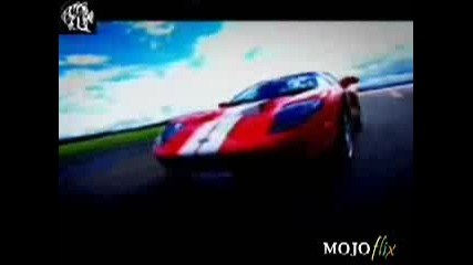 Top Gear Ford Gt