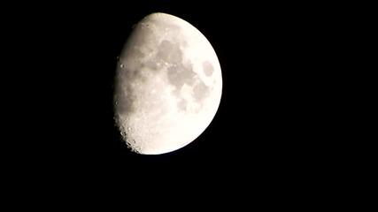 Фотография на Луна