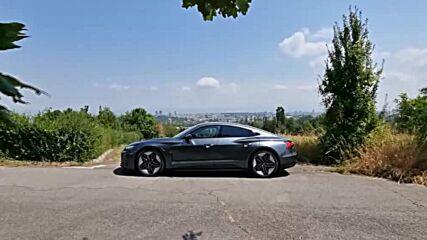 Авто Фест: Audi RS e-tron GT и Subaru Outback