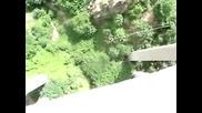 Скок От Мост С Бънджи - Славяна, Братовчедка На Цеци (на 15 Години)