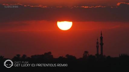 Daft_punk - Get lucky Remix Oriental version