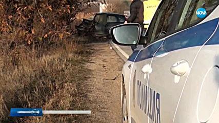 Тежки катастрофи край Пловдив взеха две жертви