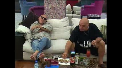 Златка пак се разтанцува - Vip Brother 6.11.2012
