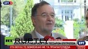 """Greece: Energy Minister Lafazanis will say NO to """"terrorist"""" memorandum"""