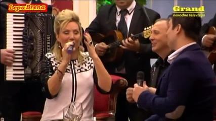 Lepa Brena i Dragi Domic - Blagujno Dejce - (Grand Narodna Televizija 2014)