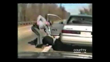 Полицай Пребива Жена