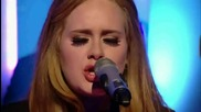 Adele - Set fire to the rain (live)2011 - Превод