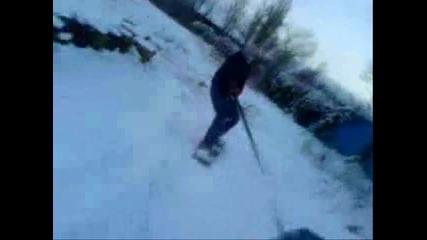 Сноуборд Турбо от Lb Performance