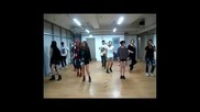 Brown Eyed Girls- Hot Shot Dance Practice