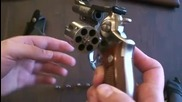 Ruger 357 magnum double action revolver