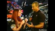 Интервю с Брок Леснар преди Armageddon - Wwe Heat 15.12.2002