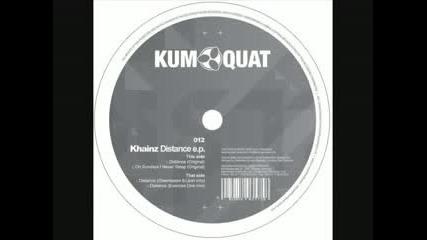 Khainz - Distance (original Mix)
