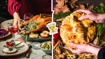 Много вкусни рецепти, които да приготвите за Коледа, а и не само