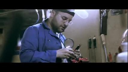 Billy Hlapeto Lexus ft. Dim4ou - Баш Майсторска {official Video} 2012