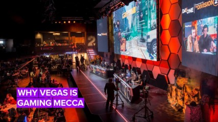 The top spots to go gaming in Las Vegas