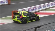 Valentino Rossi - Ford Fiesta Wrc - 2014 Monza Rally Show