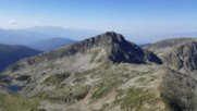 Цял Пирин от вр. Каменица 2 822 м / Kamenitsa peak, Pirin Mountain, Bulgaria
