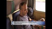 "БДЖ пусна музикален влак до морето заради ""Spirit of Burgas"""