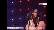 Rihanna - Unfaithul (live Earth Concert)