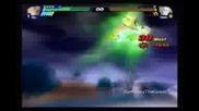Dbz Budokai Tenkaichi - Broly vs Omega Shenrong
