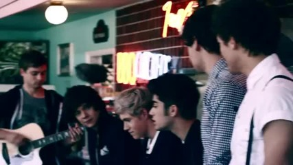 One Direction - Vevo Go Shows What Makes You Beautiful