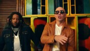 Pitbull - Options feat. Stephen Marley ( Официално Видео )