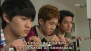 Бг субс! Rooftop Prince / Принц на покрива (2012) Епизод 9 Част 3/4