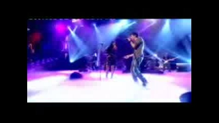 Enrique Iglesias feat. Nicole Scherzinger - Heartbeat @ Paul Ogrady Show