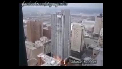 Разрушаване на небостъргач