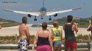 Летището на остров Скиатос атракция за търсачи на естремни усещания