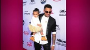 Chris Brown Throws Daughter Royalty Lavish Birthday Party for Father's Day