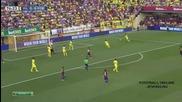 Villarreal 0-1 Fc Barcelona - 31/08/2014