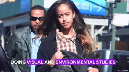 Дъщерята на Барак Обама ще пише холивудски сериал