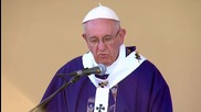 Mexico: Pope Francis prays for migrants at US-Mexico border