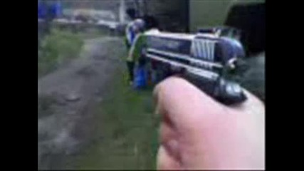 Counter Strike In Real
