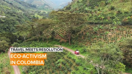 Travel Meets Resolution: 2020 Eco-activism seekers should fly here