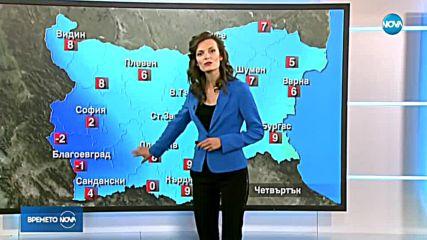 Прогноза за времето (14.11.2018 - централна)