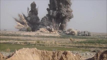 Пълно разрушение-свръхзвукови бомби