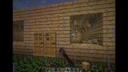 Minecraft-оцеляване със Tayg0 Ep.3 !!! -градинка и къщна работа-